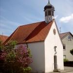 Kapelle St. Johannes der Täufer in Dürrenstetten